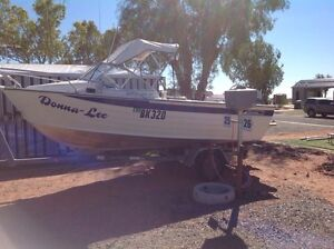 Boat Onslow Ashburton Area Preview
