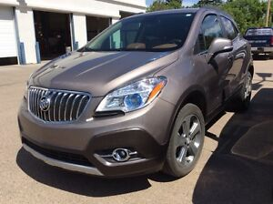 2014 Buick Encore Leather  with Rear Cross Traffic Alert