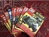 Vintage Car mechanic magazines