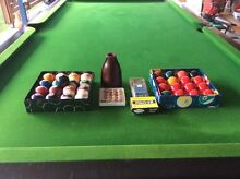 Pool Table 3/4 inch slate 8 X 4 Coomera Gold Coast North Preview