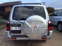 Mitsubishi pajero Burnie Burnie Area Preview