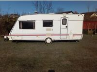 caravan for spares or parts for sale
