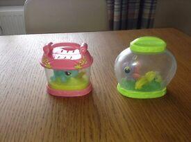 Littlest Pet Shops Portable Pets in Jar