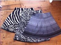 Size 10 womens skirts