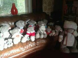 Collection of me to you and tatty bears