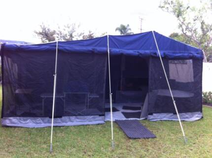 Camel Camper Trailer Woonona Wollongong Area Preview