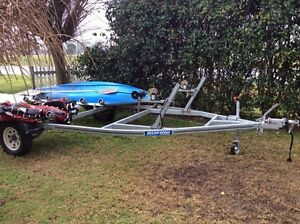 Tandem JetSki trailer Brownlow Hill Wollondilly Area Preview