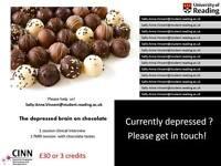 PAID Brain study at Reading University