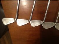 Used Ping G-15 irons 4-SW