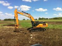 Land clearing and excavation services at great rates !!