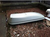 Halfords 360L Roof Box with Clamps, no key £50 ono