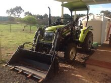2015 agrison 30hp tractor,slasher & front end loader Kilmore Mitchell Area Preview
