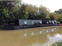 56'' Live-a-board Narrow boat for sale