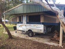 Camper trailer off road Jayco Maida Vale Kalamunda Area Preview