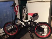 Girls and boys bikes £35 each both in mint condition