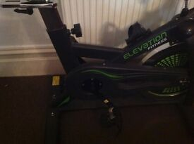 Elevation Exercise cycle