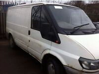 FORD TRANSIT FOR SALE £600!