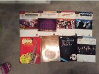 Alto saxophone sheet music books x 8 bargain Christmas gift