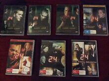 For sale series 24 DVDs Deception Bay Caboolture Area Preview