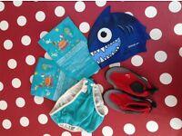 Swimming bundle toddler