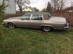 1982 Buick Park Ave.