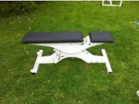 Very Heavy duty weight bench (80-85kg) large
