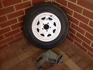 Spare wheel for caravan- Jayco / Coromal Canning Vale Canning Area Preview