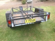 BIKE TRAILER Raby Campbelltown Area Preview