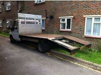 Ford transit LWB 15ft recovery truck 125bhp