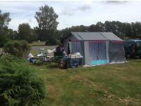 Racket Trailer tent