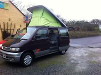 Mazda Bongo, new exhaust, new brakes,tow pack, sink and hob, 6 seat belts, blinds.