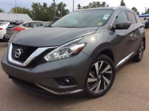 2015 Nissan Murano ONE OWNER LOW KMS w/SUNROOF & NAVIGATION