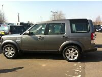 Land Rover Discovery 4 XS - TDV6 auto