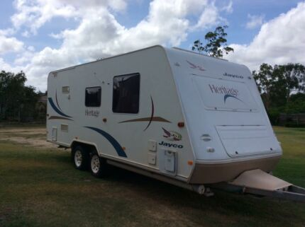 2005 Jayco Heritage Caboolture Caboolture Area Preview