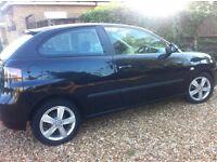 07 seat Ibiza reference sport manual petrol