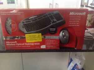 Microsoft Wireless Optical Desktop 4000 Narraweena Manly Area Preview