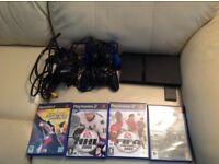 PlayStation 2 Slim Console Bundle