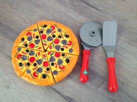 ELC pizza & cutter & server