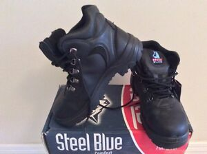 Work Boots Size 71/2 (NEW) Ashby Wanneroo Area Preview