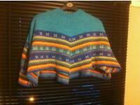 Poncho/shawl