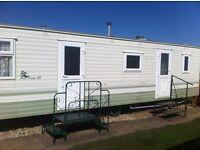 2 Bed (6 berth) Caravan 46 North Happy Days Holiday Homes
