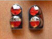 Jeep Cherokee Tail lights 2001-2006