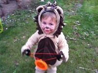 Lion costume Sz 2-3t from Old Navy