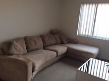 Beige Modular Sofa Tapping Wanneroo Area Preview