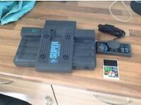 NEC supergrafix console