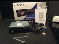 Kenwood KDC-4054UR Car Stereo