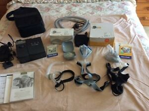 CPAP machine, respironics REMstar M series CFLEX. Pacific Pines Gold Coast City Preview