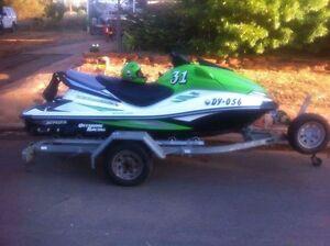 Kawasaki jet ski Dampier Roebourne Area Preview
