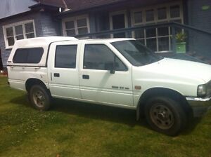 1991 Holden Rodeo Dualcab Turbo Diesel Shortland Newcastle Area Preview