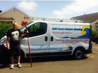 Reliable, fully insured window cleaner covering all of North Devon. Gold Coast Window Cleaning